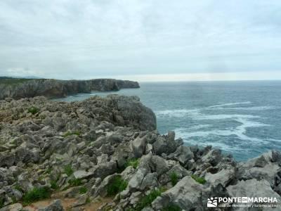 Descenso Sella;Lagos Covadonga-Picos Europa; excursiones singles naturaleza y cultura viajes para gr